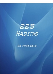 islam 225 hadiths traduite en francais