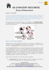 newsletter ae concept securite aout