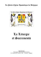 Fichier PDF sainte messe