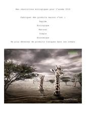 Fichier PDF ecologie