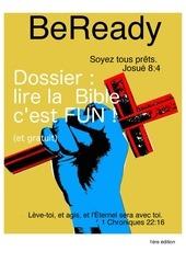 brochure beready lire la bible c est fun et gratuit