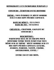 concours 3 beto ecriture notes