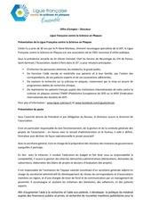offre d emploi directeur lfsep 09 12 2015
