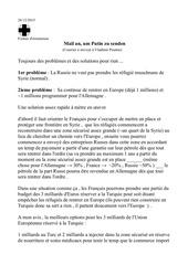 Fichier PDF courrier a mr poutine