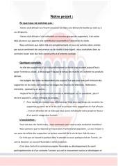 presentation projet socios club africain copie