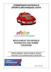 reglement tourisme 2015 2016
