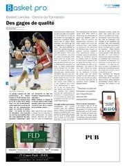 sportsland 174 basket landes