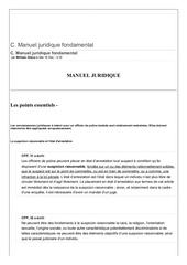 manue juridique fondamental