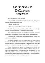 le royaume d oligon chapitre 15