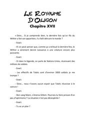 le royaume d oligon chapitre 17