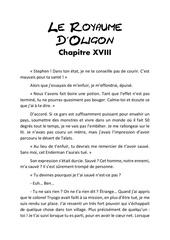 le royaume d oligon chapitre 18