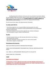 Fichier PDF camp majeur
