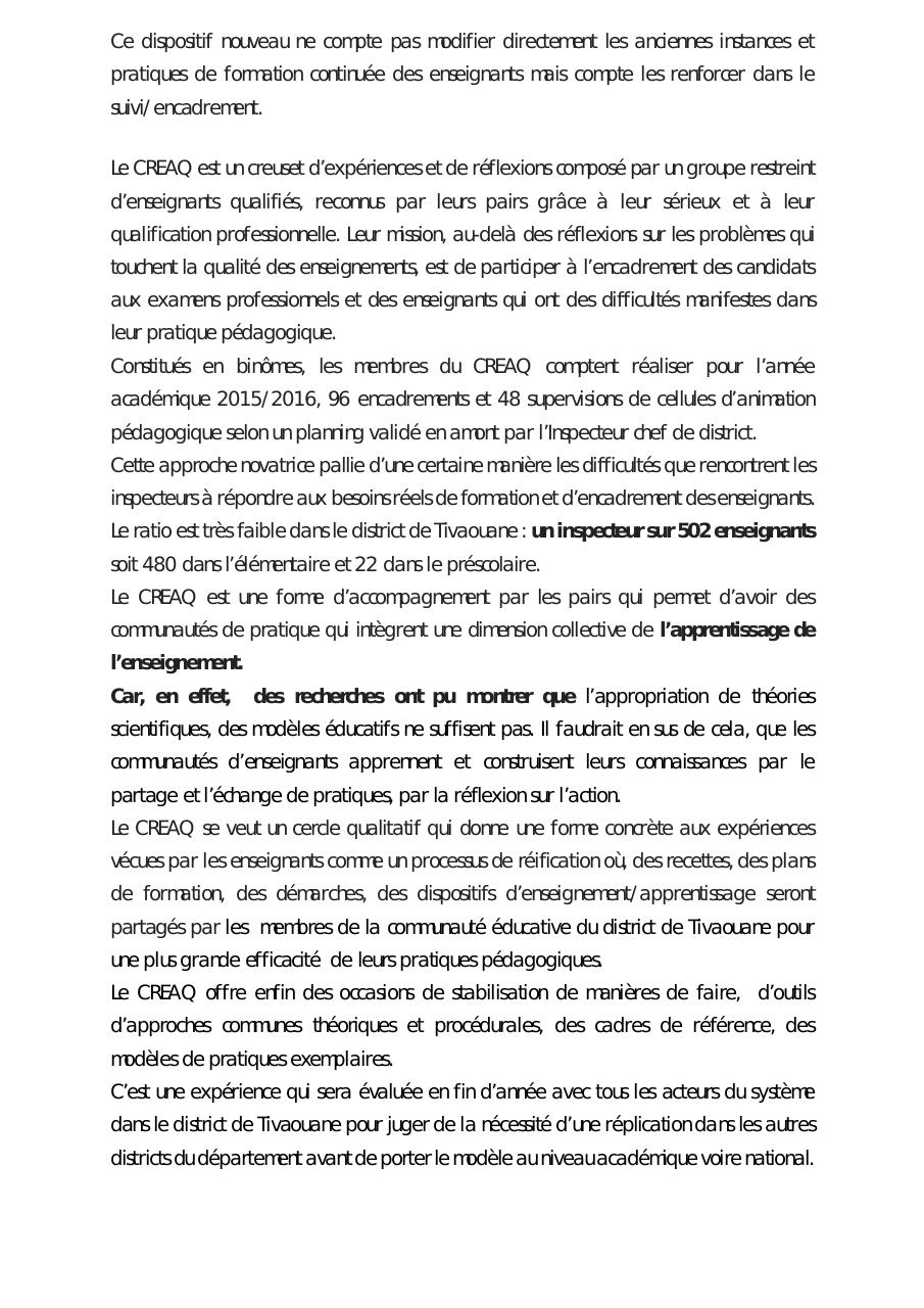 Aperçu du document Le CREAQ.pdf - page 2/3