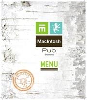 menu mac bromont impression jp copie
