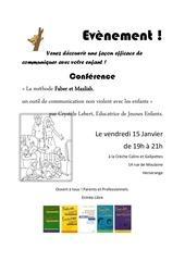 Fichier PDF affiche conference faber et mazlish