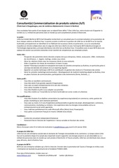 offre consultant little sun beta 160106