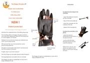 Fichier PDF pochette 3 faces en