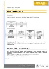 premix layer 2 5