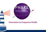 programme phare presentation
