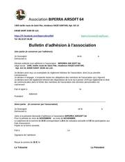 Fichier PDF buletin d adhesion