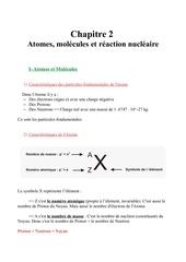 chimie cm chapitre 2