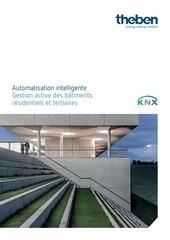 knx brochure gestion active des batiments