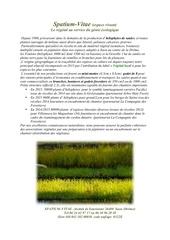Fichier PDF pepiniere spatium