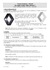 Fichier PDF travaux pratiques 06 sigle renault