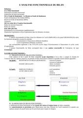 Fichier PDF analyse du bilan