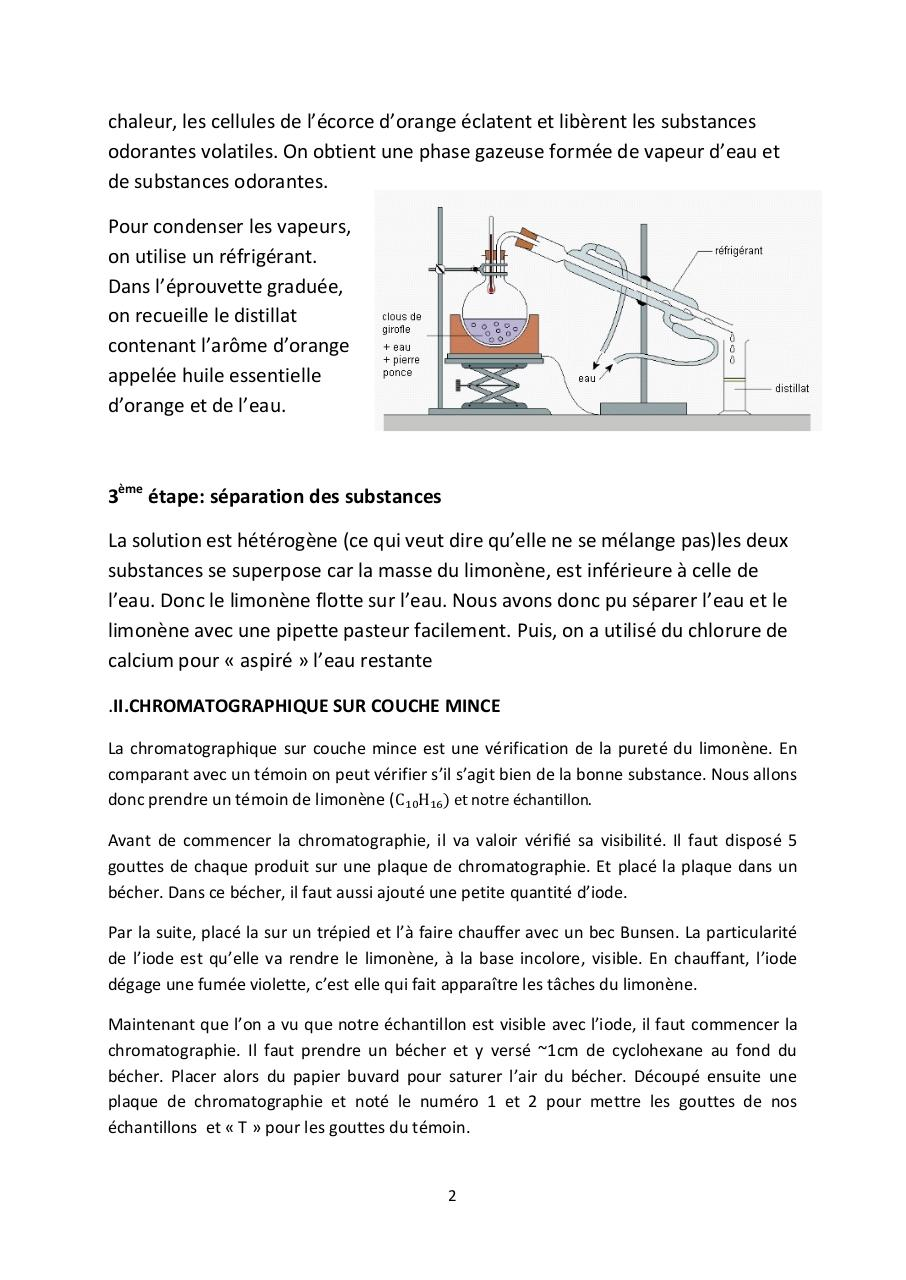 extraction du limonène.pdf - page 2/3