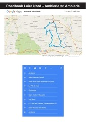 road book ambierle