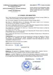 Fichier PDF cemac reglement 2011 08 dsf