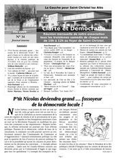 bulletin n 34