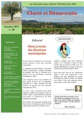 bulletin n 40 pdf