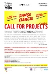 call for projects de 2015 2016