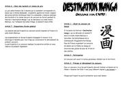 reglement du concours de dessins