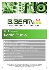 catalog radio studio