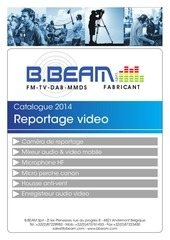 catalogue reportage tv