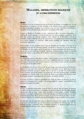 Fichier PDF maladies