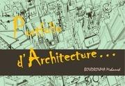 Fichier PDF portfolio d architecture