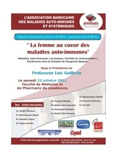 1ere journee autoimmunite 2011 ammais