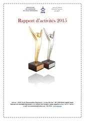 aiem 2015 rapport activite