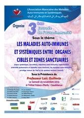 les organes cibles 3eme journee autoimmunite 2013 ammais