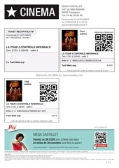 mes tickets de cinema pour le 17 01 2016 a 16h45 1