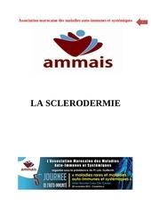 sclerodermie 5eme journee auto immunite 2015 ammais