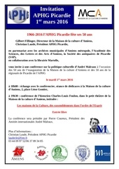 1er mars 2016 invitation aphg conference andre malraux
