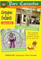 Fichier PDF brochure groupes enfants avec tarifs