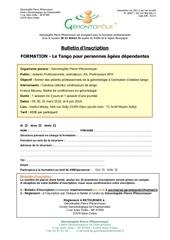 Fichier PDF bulletin d inscription tango 2016