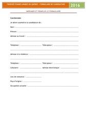 Fichier PDF formulaire tfa 2016