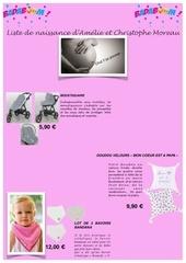 Fichier PDF liste de naissance bb amelie christophe moreau